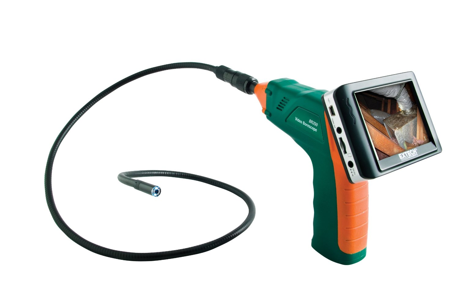 EXTECH BR200 - Video Borescope/Wireless Inspection Camera
