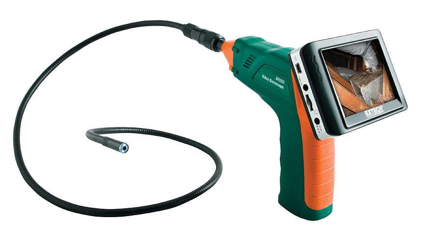EXTECH BR250 - Video Boroscope/Wireless Inspection Camera