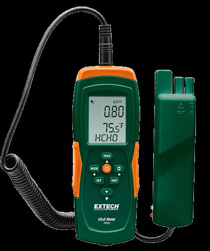 EXTECH FM200 - Formaldehyde (CH?O or HCHO)