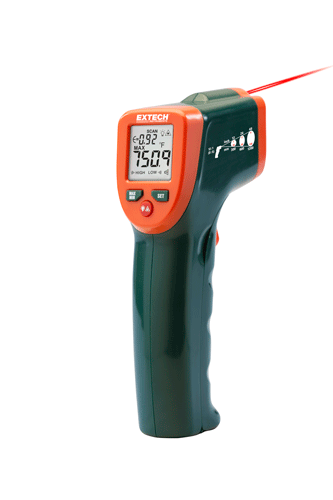 EXTECH IR260 - 12:1 Compact InfraRed Thermometer