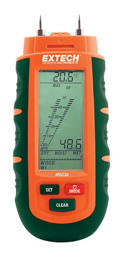 EXTECH MO230 - Pocket Moisture Meter