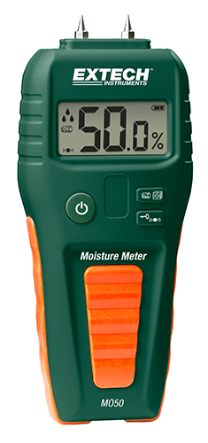 EXTECH MO50 - Compact Pin Moisture Meter