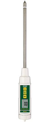 EXTECH MO750 - Soil Moisture Meter 8″ (20cm)