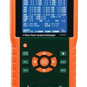 FLUKE PQ3450 - 3-Phase Power Analyzer/Datalogger / CAT III 600V
