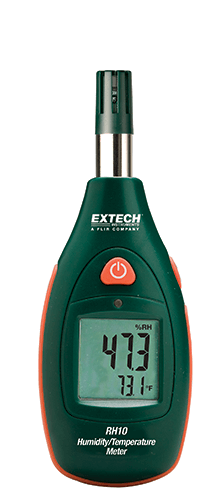 EXTECH RH10 - Pocket Series Hygro-Thermometer