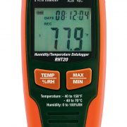 EXTECH RHT20 - Humidity and Temperature Datalogger