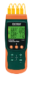 FLUKE SDL200 - 4-Channel Datalogging Thermometer