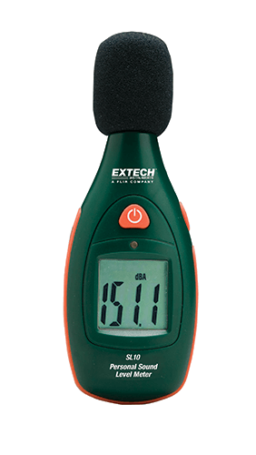 EXTECH SL10 - Pocket Series Sound Meter