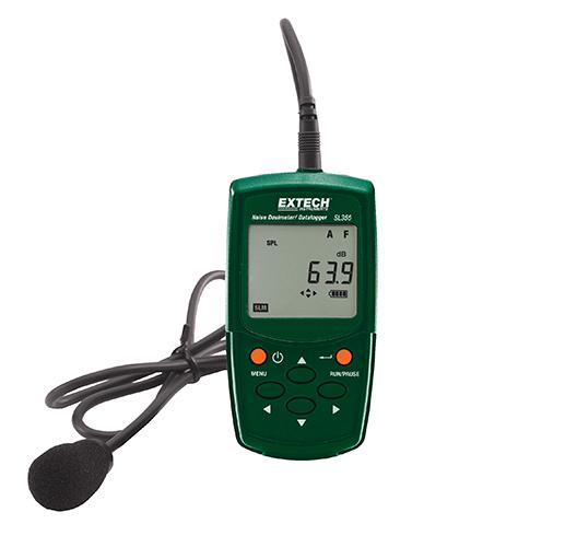 EXTECH SL355 - Noise Dosimeter/Datalogger