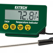 EXTECH TM26 - Compact NSF Certified Temperature Indicator IP65