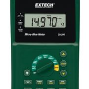 EXTECH UM200 - High Resolution Micro-Ohm Meter