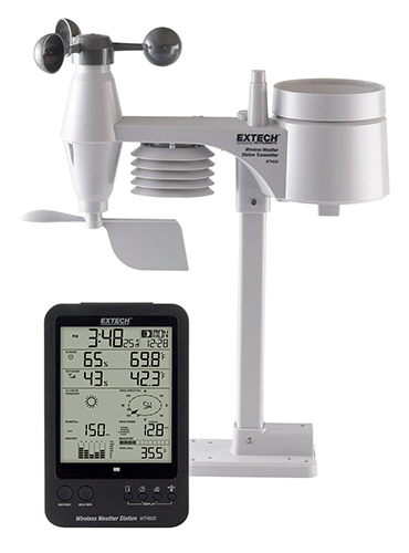 EXTECH WTH600-KIT - Wireless Weather Station Kit