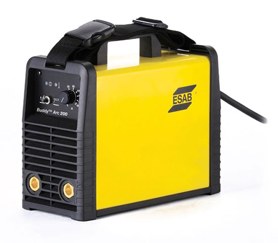 Esab_BUDDY ARC 200_TIG Welding Machine