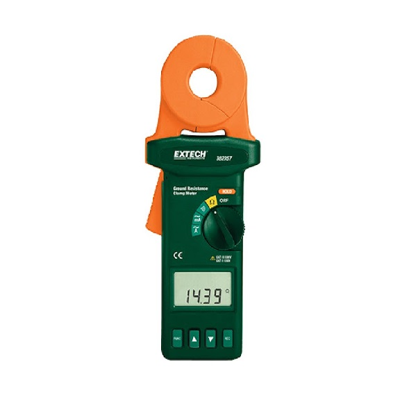 EXTECH 382357 - Clamp-on Ground Resistance Tester