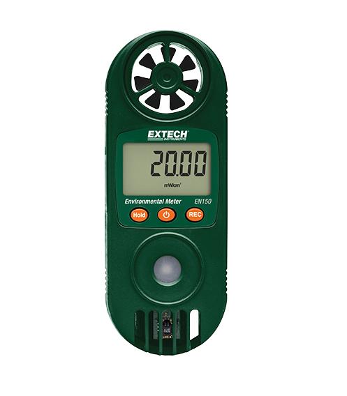 EXTECH EN150 - 11-in-1 Environmental Meter with UV