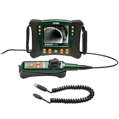 EXTECH HDV640W - High Definition VideoScope Kit with Wireless Handset/Articulating Probe
