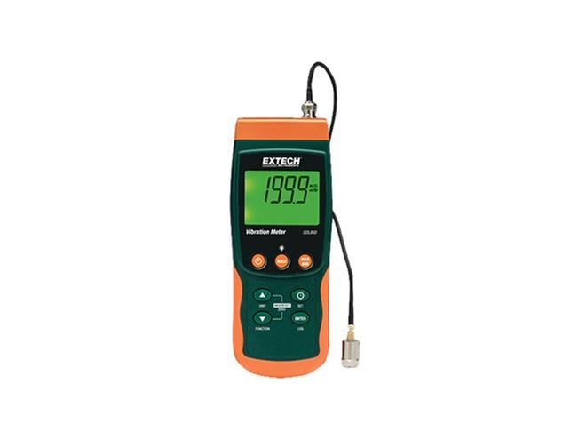 EXTECH SDL800 - Vibration Meter/Datalogger