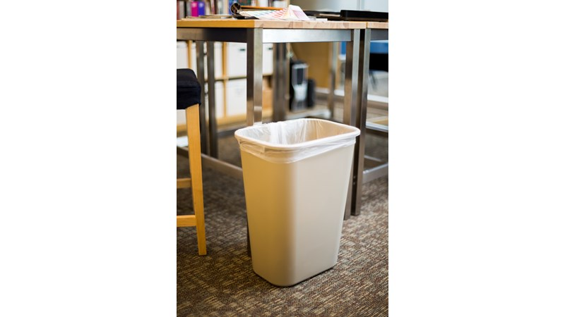 RUBBERMAID_FG295700BEIG_Waste Basket - Waste Basket Large 41Cap- Beige