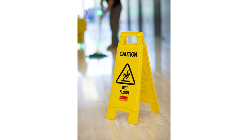 RUBBERMAID_FG611277YEL_Wet Floor Sign 1 - Wet Floor Sign