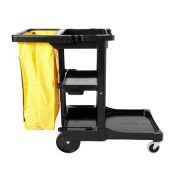 Janitorial Cleaning Carts