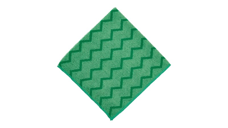 RUBBERMAID_FGQ62000GR00_Microfiber Cloth GR - General Purpose Cloth Green – 41 X 41cm