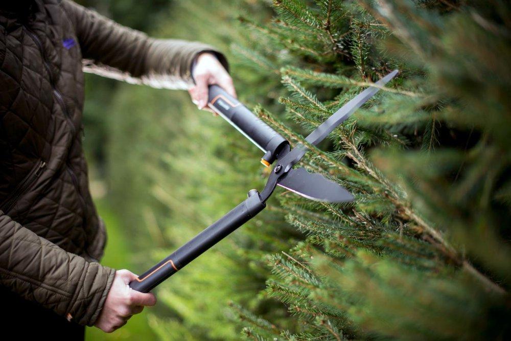 FISKARS_114730_Lever Hedge Shear - Power Lever Hedge Shear