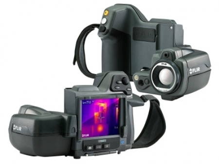 FLIR T440 - Infrared Camera including wifi 25°