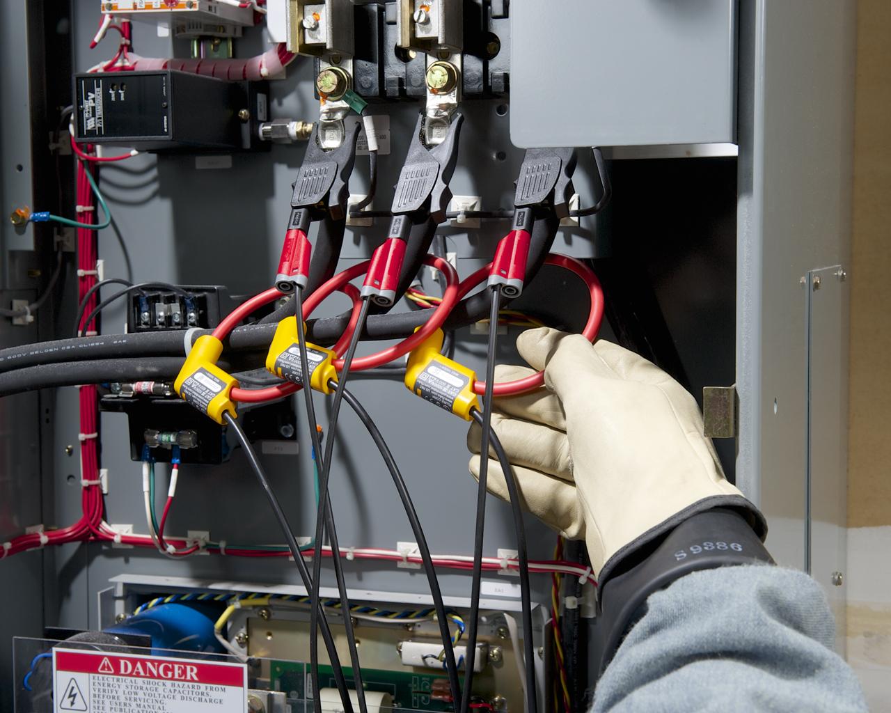 FLUKE 1734-INTL - 3Phase Electrical Energy Logger / Wireless