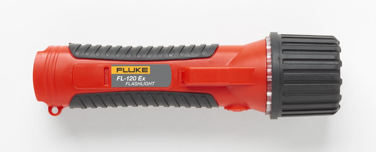 FLUKE FL-120 EX - 120 lumen intrinsically safe flashlight
