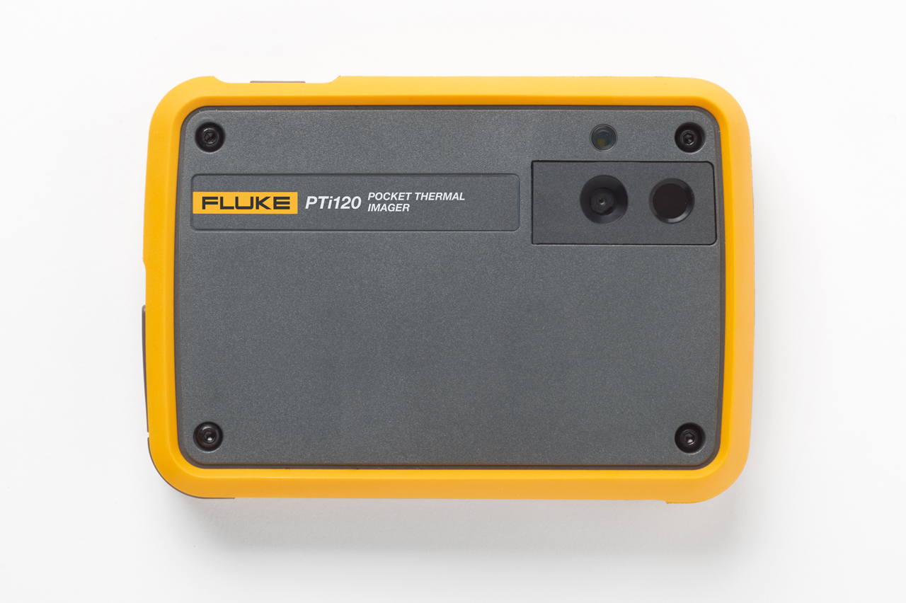 FLUKE PTi120 - Compact Thermal Camera (120x90Res -10,800Pixels)