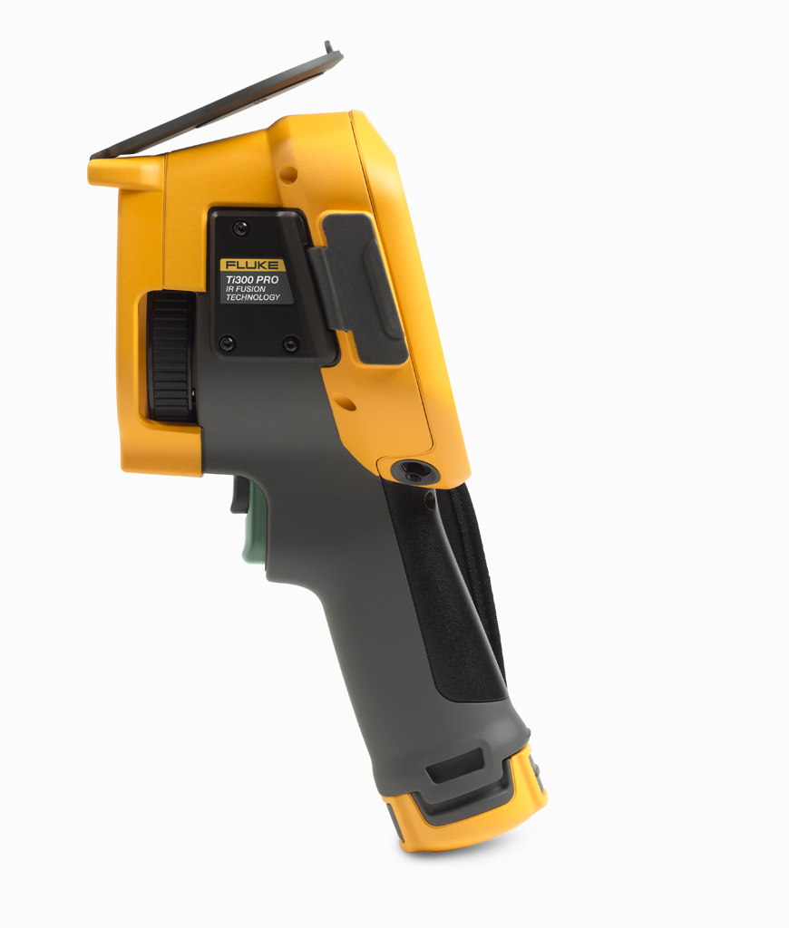 FLUKE TI300PRO 9HZ - Thermal Imager 9Hz – 240×180(43,200 Pixels)