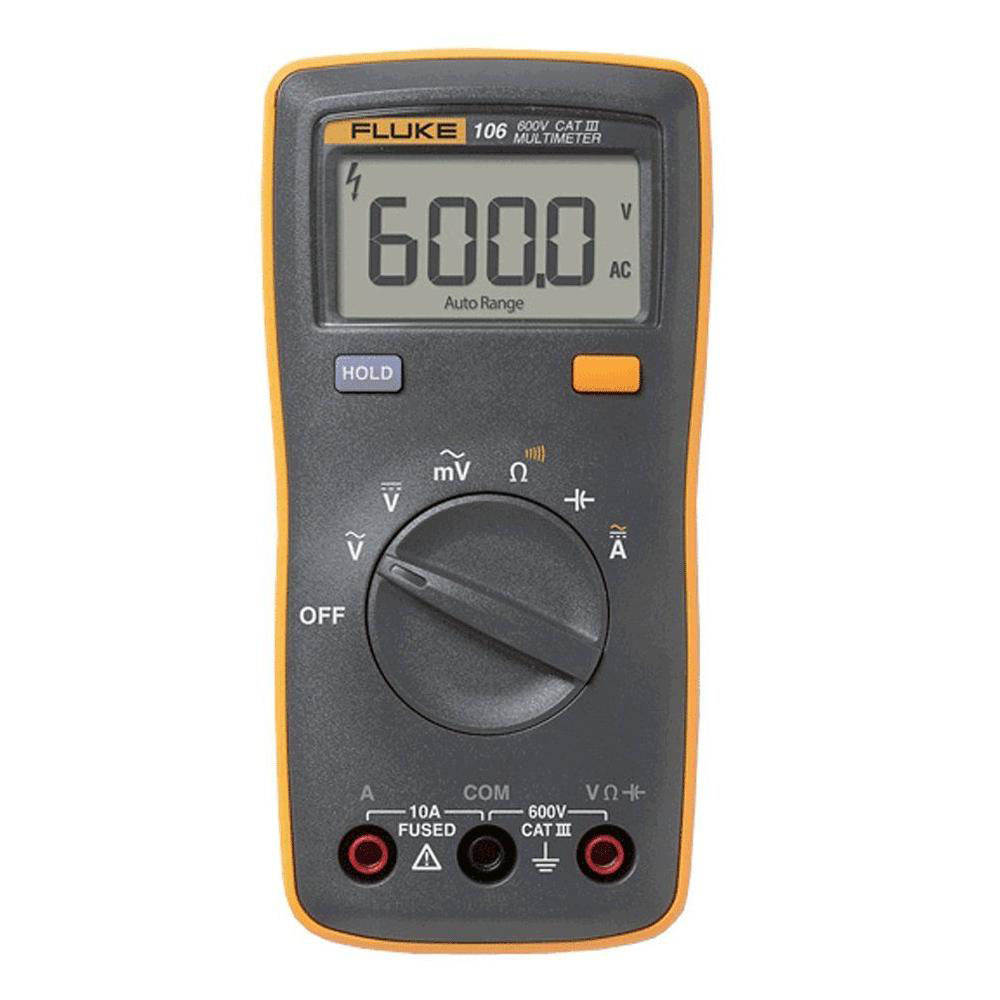 FLUKE 106 Palm Sized Digital Basic Multimeters in Dubai,UAE