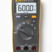 FLUKE 107 - Palm-sized Digital Multimeter –  600V, AC/DC