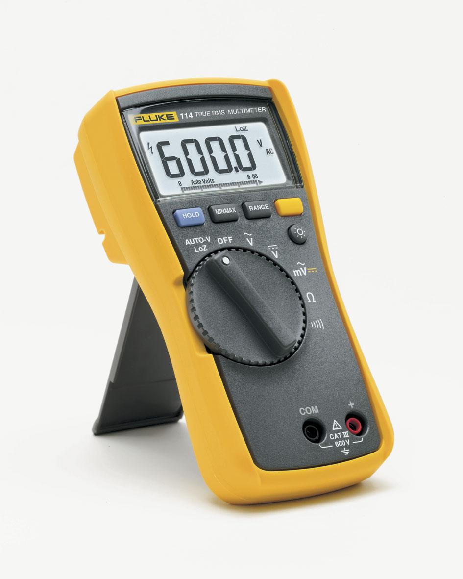 FLUKE 114 - True RMS Electrical Multimeter
