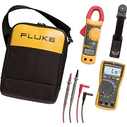 FLUKE 117-323 Kit - Electrician's Multimeter Combo Kit