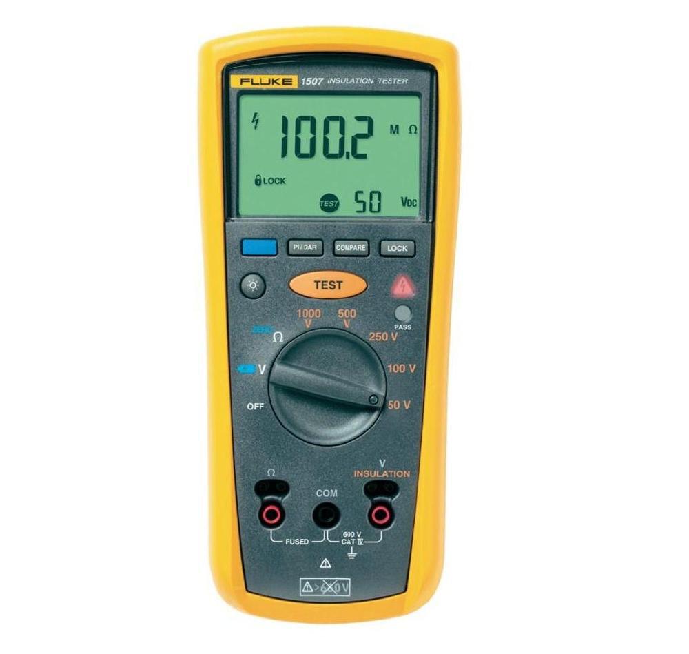 FLUKE 1507 - Insulation Resistance Testers