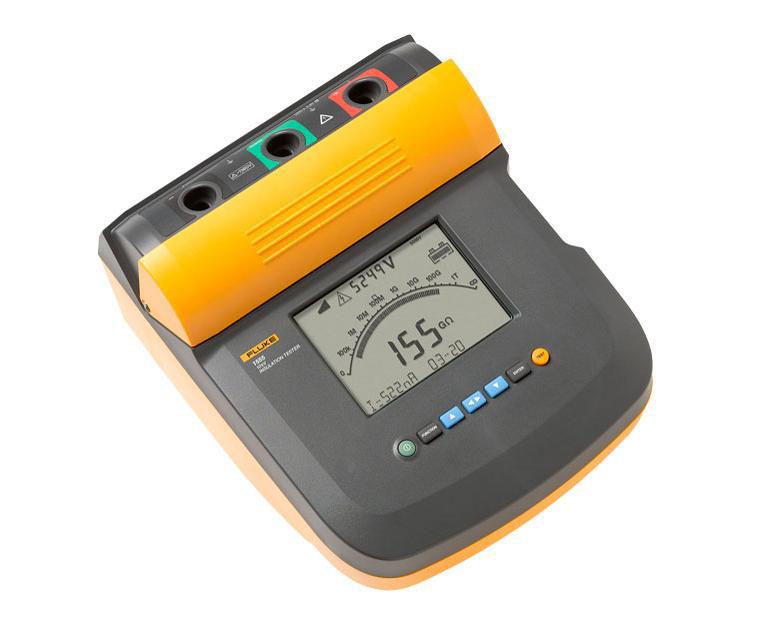 FLUKE 1555 - 10kV Insulation Resistance Tester; 250V – 10000V
