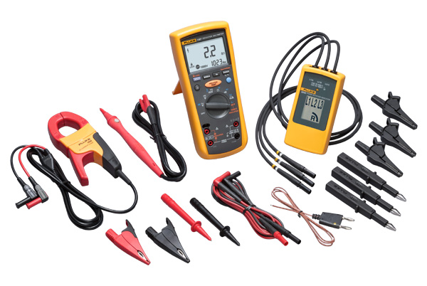 FLUKE 1587MDT - Advanced Motor & Drive Troubleshooting Kit