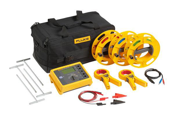 FLUKE 1623-2 Kit - Basic GEO Earth Ground Tester Kit