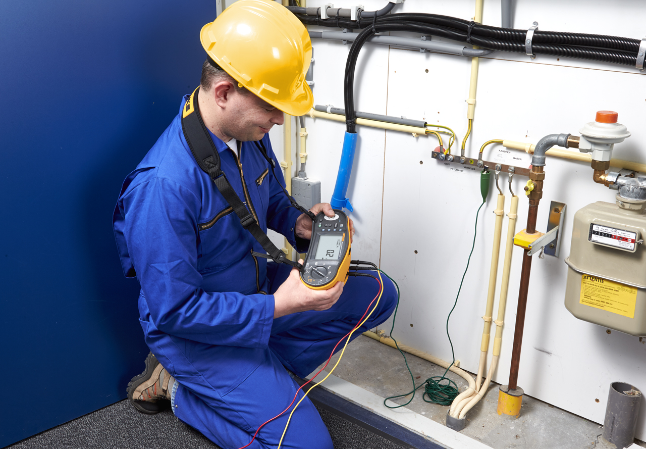 FLUKE 1664FC UK - Multifunction Installation Tester