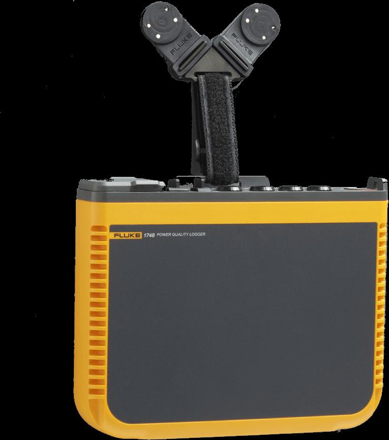 FLUKE 1748-30-INTL - Power Quality Logger w/60 cm 3,000A iFlex, INTL