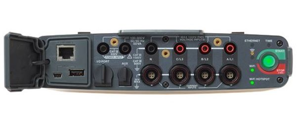 FLUKE 1742-30-INTL - Power Quality Logger w/60cm 3,000A iFlex, INTL