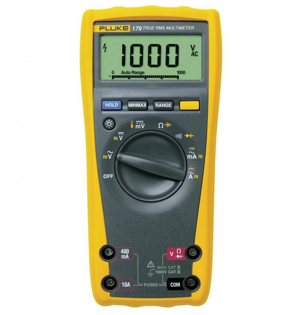 Industrial Multimeters