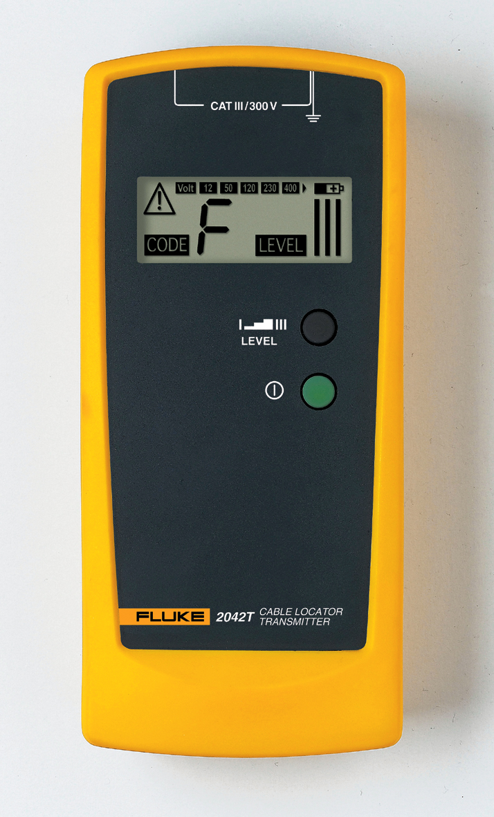 FLUKE 2042T - Cable Locator Transmitter
