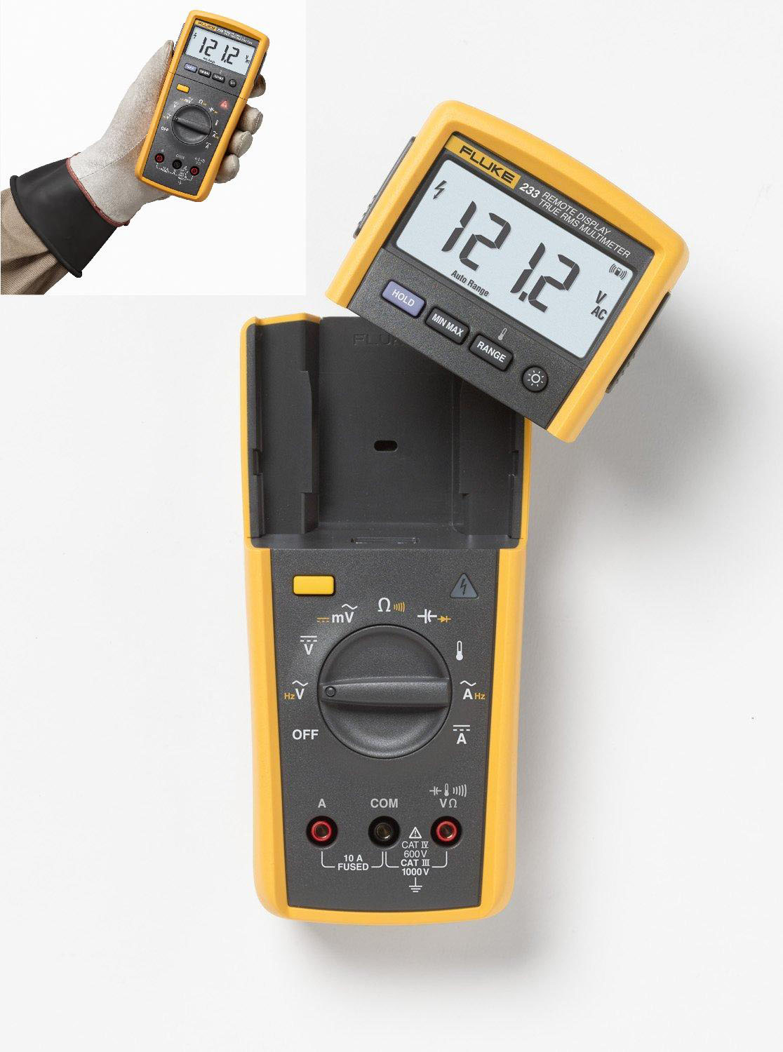 FLUKE 233 - Remote Display Digital Multimeter