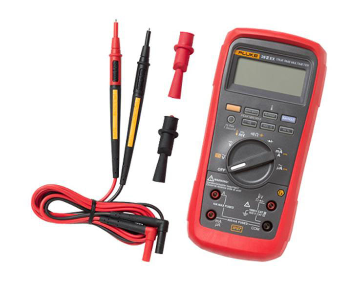 FLUKE 28 II Ex - Intrinsically Safe True RMS Industrial Multimeter