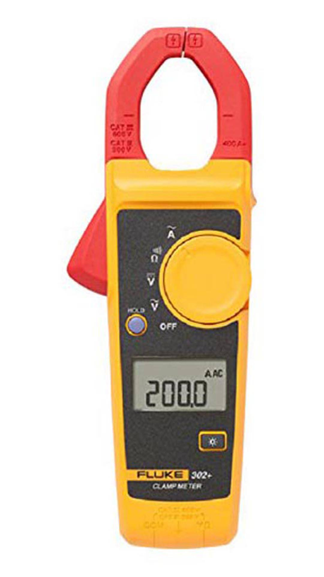 Fluke Digital Clamp Meter in Dubai, UAE - 303 from AABTools