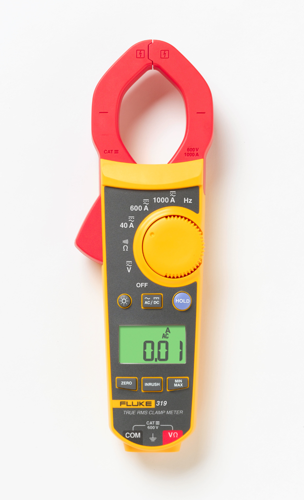 FLUKE 319 - True RMS Clamp Meter