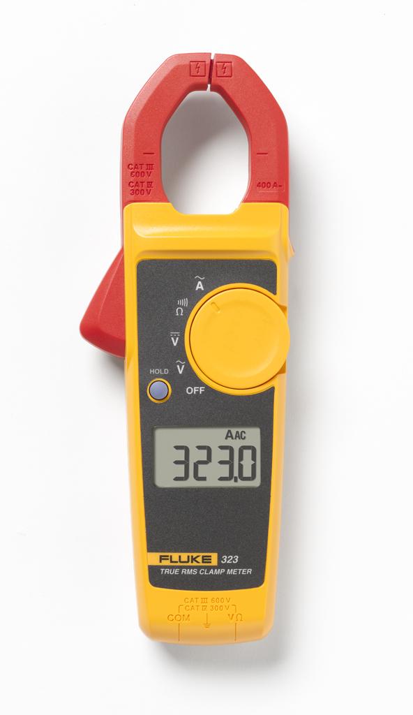 FLUKE 323 - True RMS Clamp Meter
