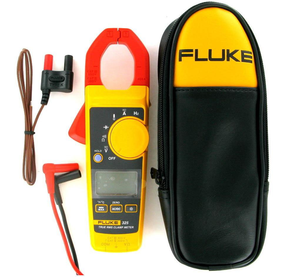FLUKE 325 - True RMS Clamp Meter